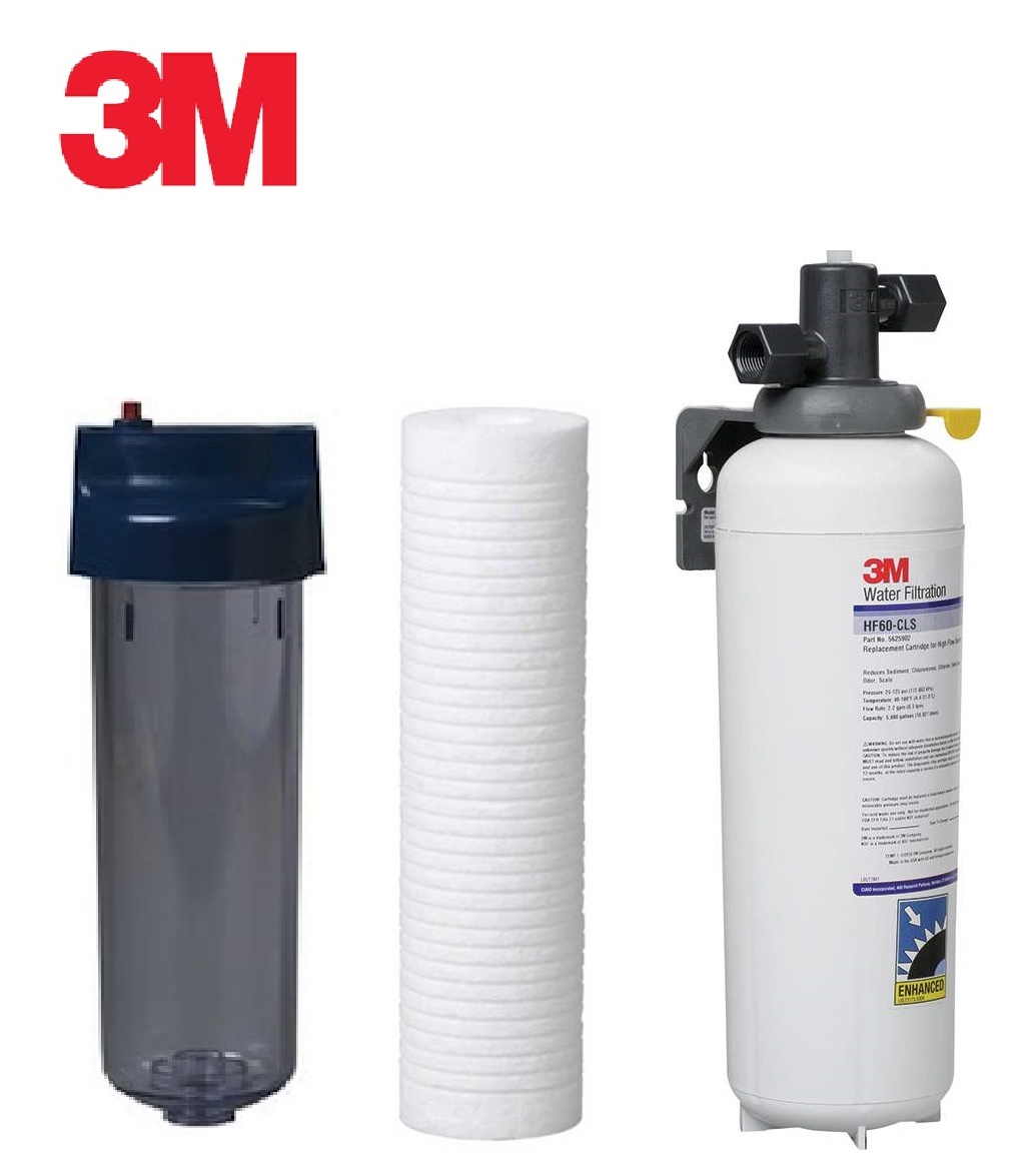 Thiết bị lọc nước thông minh 3M