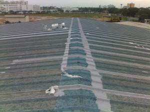 Dịch vụ lợp lại mái tôn quận Bình Thạnh