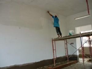 Dịch vụ sơn lại nhà quận 3