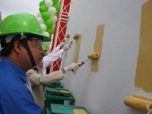 Thợ sơn lại nhà quận 12