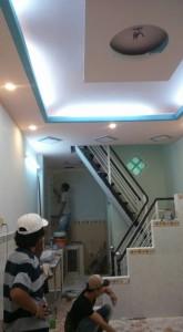 Thợ sơn sửa nhà tại quận thủ đức