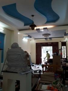 Thợ sơn sửa nhà tại quận phú nhuận