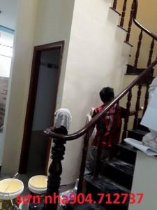 Thợ sơn sửa nhà tại quận tân bình