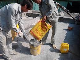 thợ chống thấm tại quận tân bình