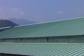 Thợ lợp lại mái tôn tại quận 1