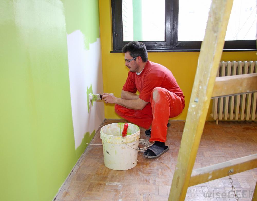 dịch vụ sơn nhà giá rẻ tại quận gò vấp