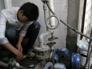Dịch vụ sửa ống nước quận 1
