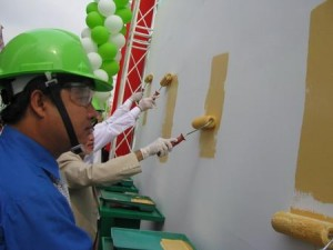 Dịch vụ sơn lại nhà quận 2