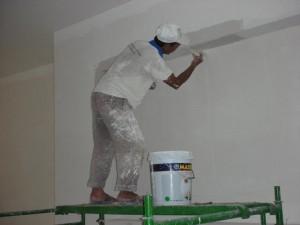 Thợ sơn lại nhà quận 4