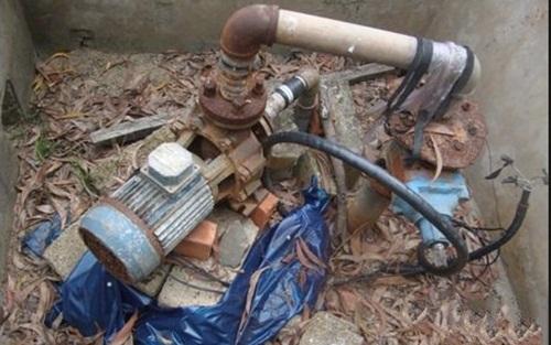 Dịch vụ sửa máy bơm nước tại Bình Dương