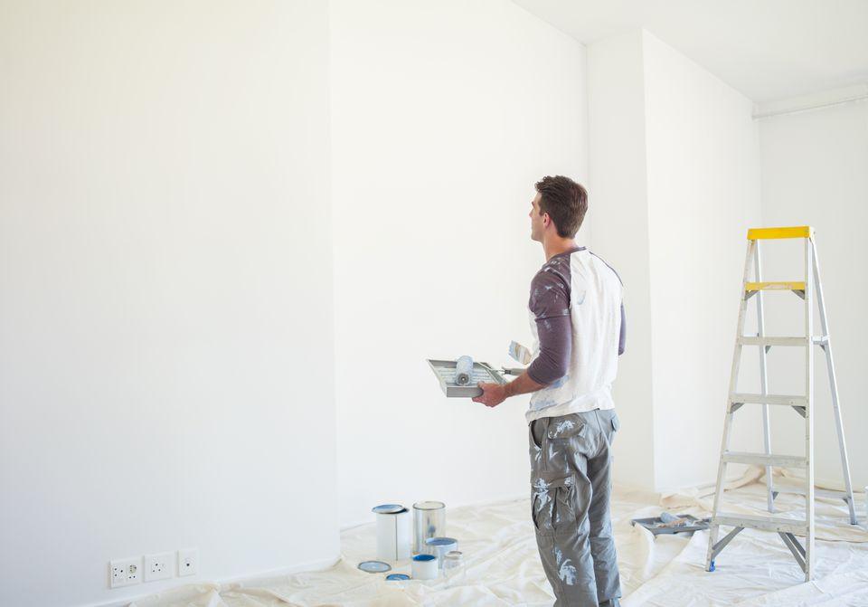 Thợ sơn sửa nhà tại quận 3
