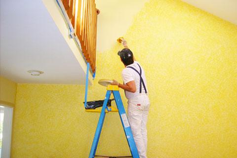 Thợ sơn sửa nhà tại quận 9