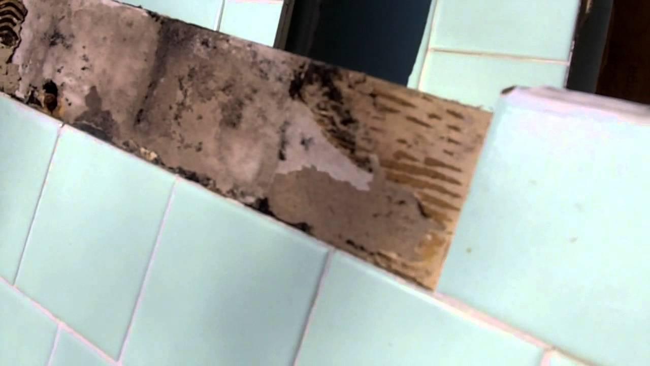 Tình trạng thấm dột nhà vệ sinh